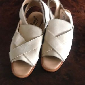 Free People Sandals new in Box 38